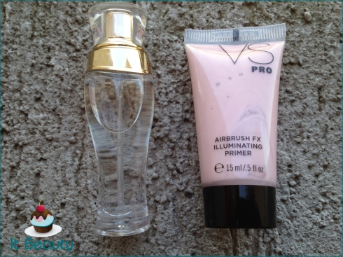 VS Heavenly Look perfume e primer