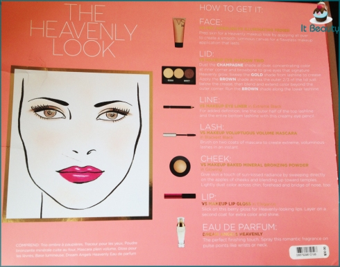 VS Heavenly Look produtos