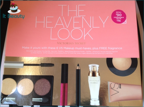 VS Makeup Heavenly look