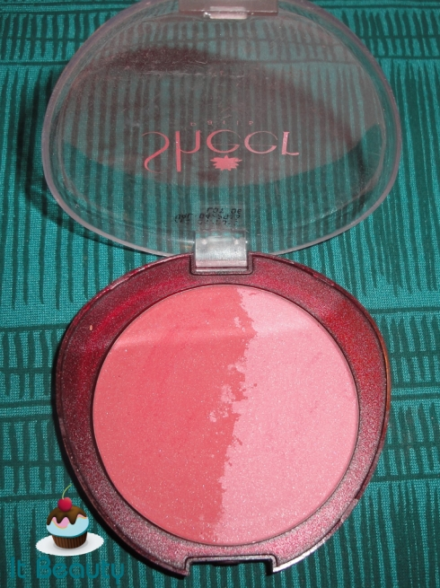 Blush duo sheer