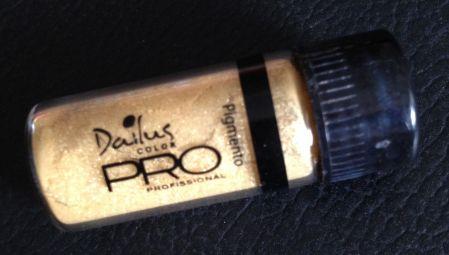 Dailus Pro Pigmento Dourado
