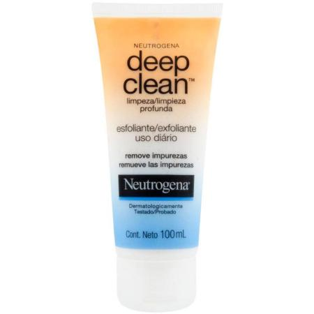 deep clean esfoliante neutrogena