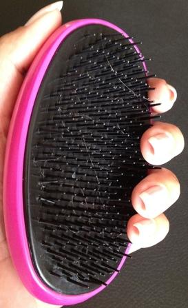 escova anatomica cabelo ricca belliz