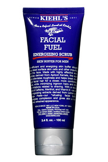 facial fuel scrub kiehls