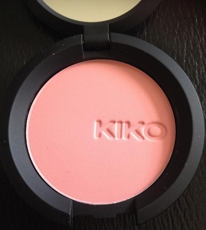 Kiko Milano blush 109
