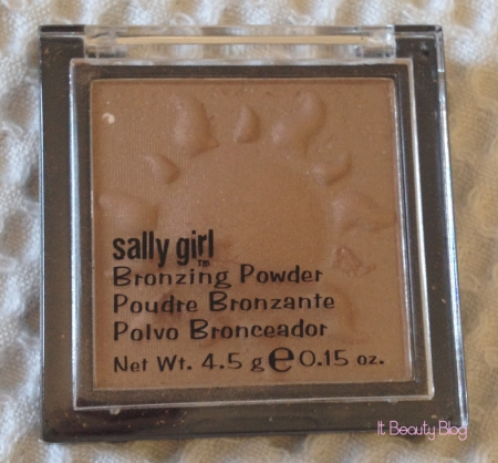 Sally Girl Bronzing Powder