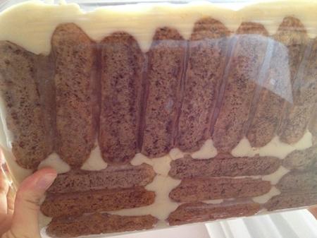 Foto tosca porque esqueci de fotografar a camada de biscoito =(