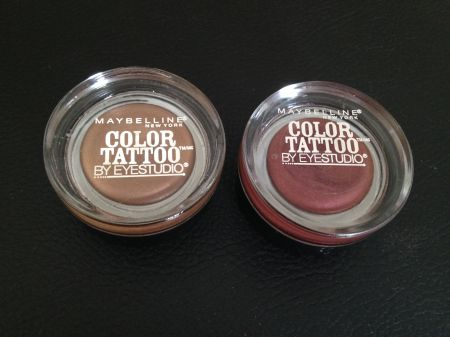 Color tattoo maybelline bad to the bronze e pomegranate punk