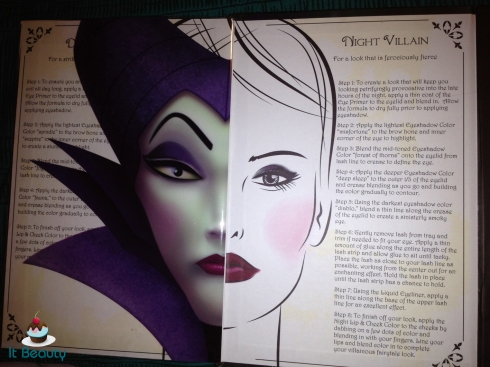 ELF maleficent book