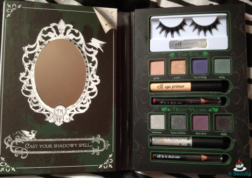 Maleficent disney ELF palette