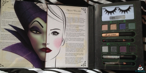Maleficent ELF Disney Palette