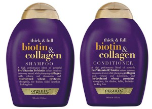 organix biotin and collagen