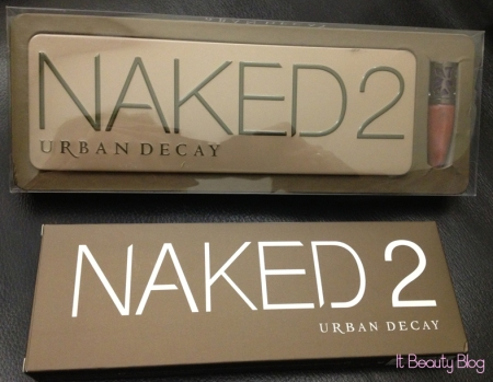Urban Decay Naked 2 x replica