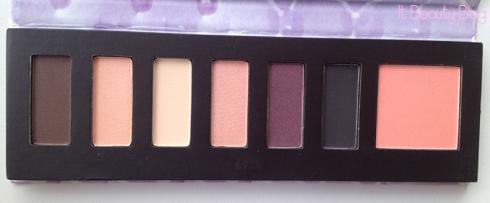Vult Kit Vintage sombras e blush