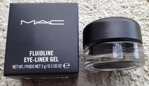 MAC delineador em gel Fluidline Blitz and Glitz