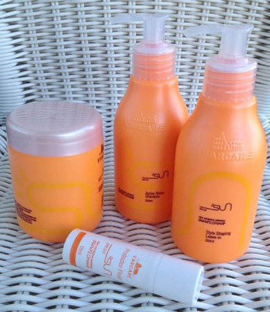 Kit Varcare Sun produtos
