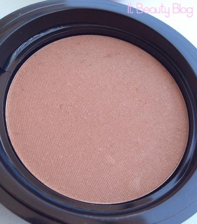 Kreati blush bronzeador detalhe