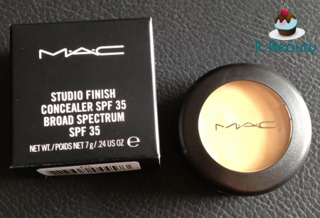 MAC Studio Finish
