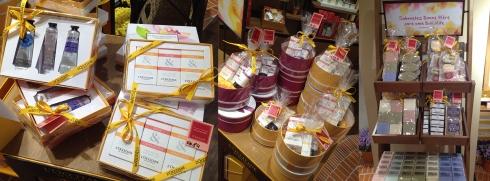 L'Occitane en Provence dia das mães higienópolis loja presentes