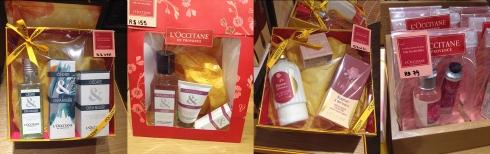 Presentes Loccitane dia das mães