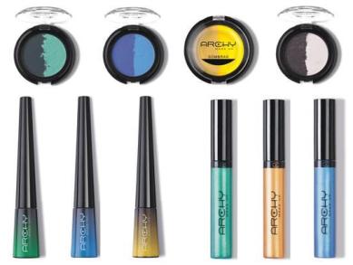 Archy Makeup maquiagem copa do mundo