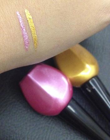 Delineador Colorido Fashion light vivai 2 e 6 swatch