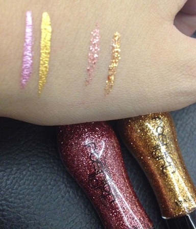 Delineador Glitter Fashion light vivai 2 e 4