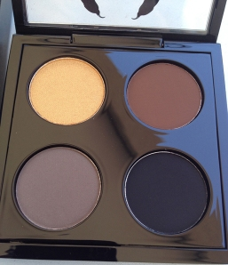 MAC MAleficent eyeshadow Palette sombras