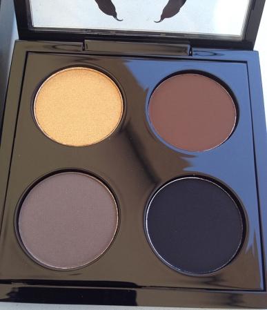 MAC MAleficent eyeshadow Palette sombras
