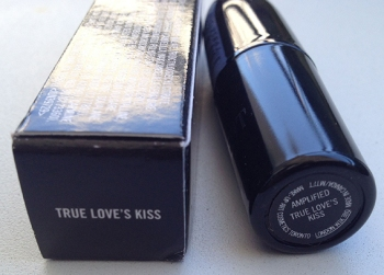 MAC Maleficent True Love`s Kiss package