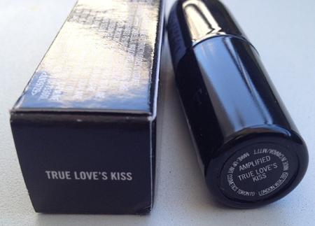 MAC Maleficent True Love`s Kiss package