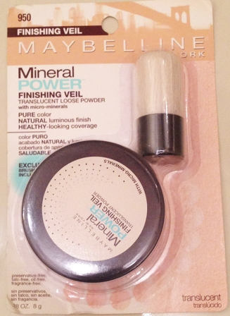 Maybelline Mineral Power Finishing Veil