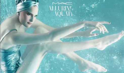 MAC Alluring Aquatic coleção