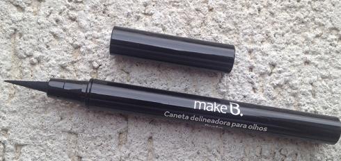 make B caneta delineadora aplicador
