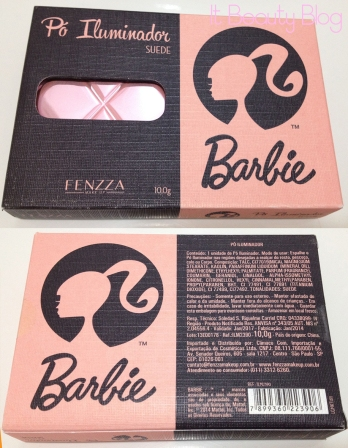 Barbie Vintage iluminador Fenzza