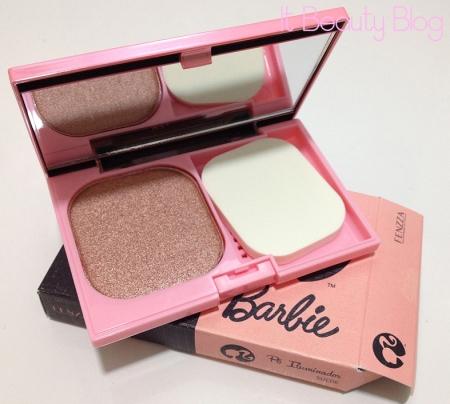 Barbie Vintage pó iluminador Fenzza