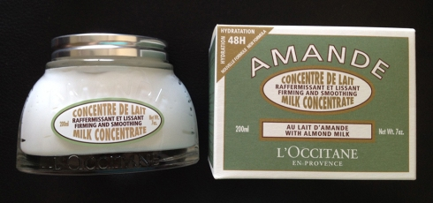 Loccitane en Provence Amande Leite hidratante firmador amendoa