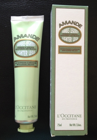 Loccitane en Provence Amande Ogel refrescante pernas e pés amendoa