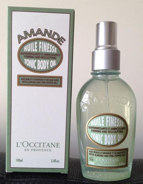 Loccitane en Provence Amande Oleo anticelulite amendoa
