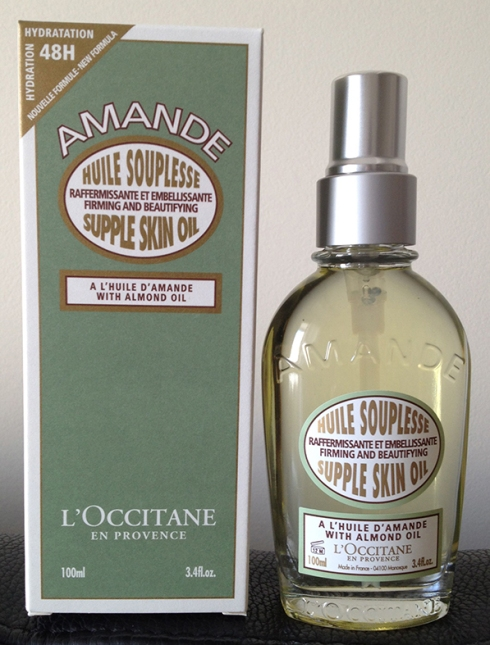 Loccitane en Provence Amande Oleo hidratante firmador amendoa