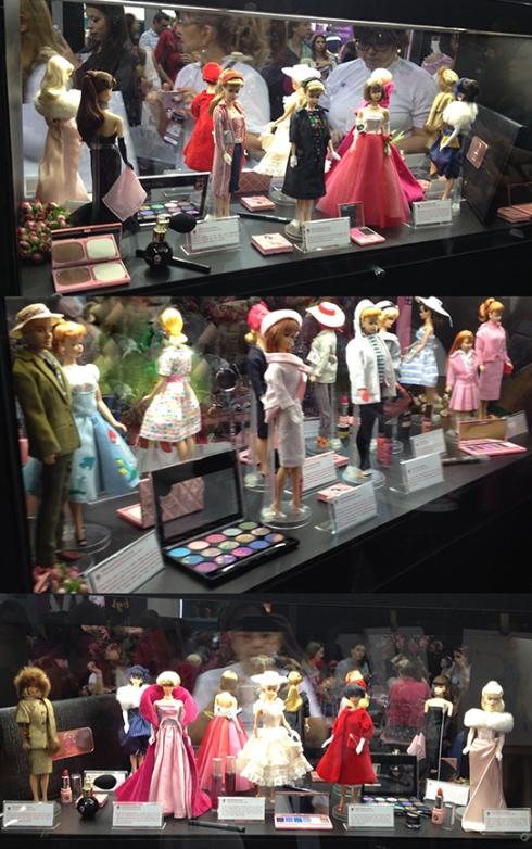Beauty Fair 2014 fenzza barbie