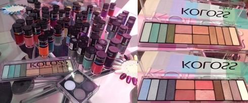 Beauty Fair 2014 paletas