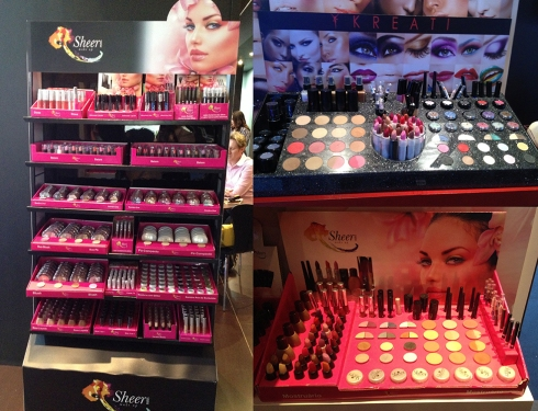 Beauty Fair 2014 Sheer Bio Company
