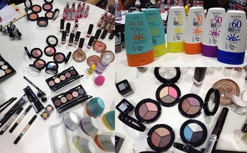Beauty Fair 2014 toque de natureza