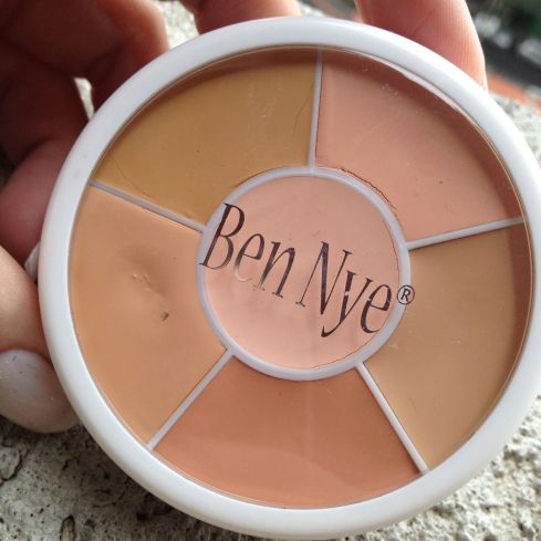 Ben Nye Concealer wheel corretivo