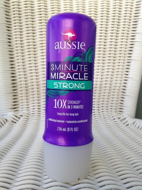 Aussie mascara cabelo hair condicionador