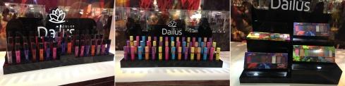 Dailus beauty fair 2015 lançamento