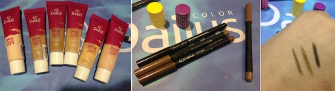 Dailus beauty fair 2015 novos produtos