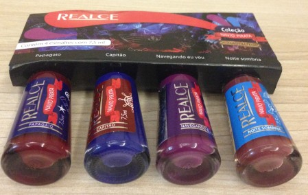 Dailus Realce Beauty Fair 2015 esmalte navio pirata 2