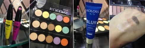 Koloss na Beauty Fair novidades
